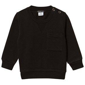 Little LuWi Unisex Jumpers and knitwear Black Black Sweatshirt