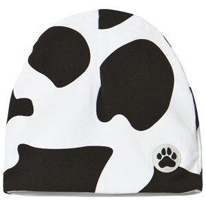 Little LuWi Unisex Headwear White Cow Hat