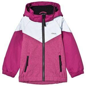 Lindberg Girls Coats and jackets Purple Billdal Jacket Deep Orchid