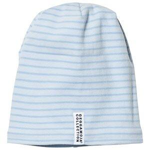 Geggamoja Unisex Headwear Blue Topline Hat Soft Blue/Blue