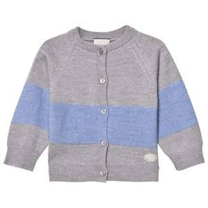 Lillelam Boys Jumpers and knitwear Blue Jacket Light Blue