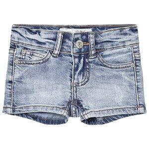 I Dig Denim Unisex Shorts Blue Savannah Shorts Blue