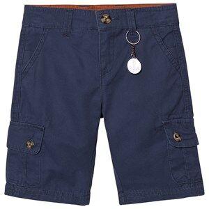 Cyrillus Boys Shorts Navy Navy Cargo Shorts