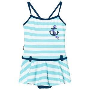 Image of Lindberg Girls Swimwear and coverups Blue Nadja Swimsuit Turquoise