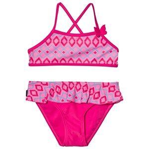 Image of Lindberg Girls Swimwear and coverups Pink Emmy Bikini Cerise