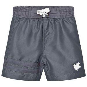 Lindberg Unisex Swimwear and coverups Grey Eagle Beach Shorts Anthracite