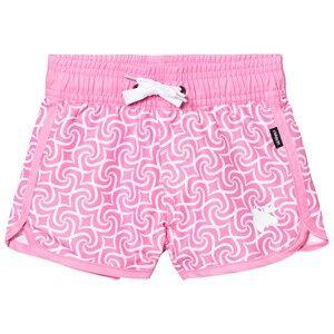 Lindberg Girls Swimwear and coverups Pink Tulum Beach Shorts Pink