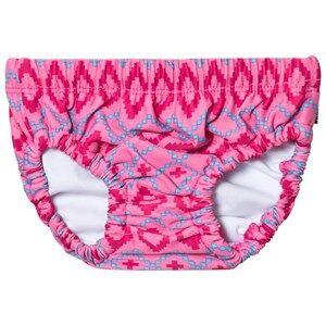 Image of Lindberg Girls Swimwear and coverups Pink Freestyle Swim Diaper Cerise