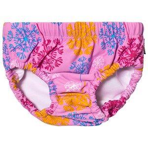 Image of Lindberg Girls Swimwear and coverups Pink Freestyle Swim Diaper Pink