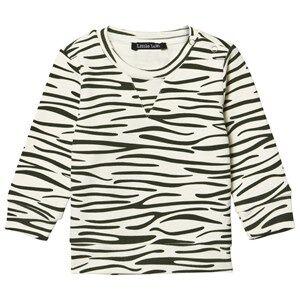 Little LuWi Unisex Jumpers and knitwear White Tiger Sweatshirt