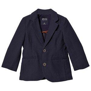 Mayoral Boys Coats and jackets Navy Navy Jacquard Blazer