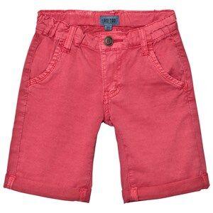 Me Too Boys Shorts Grey Lasse 288 Twill Bermuda Shorts Cardinal