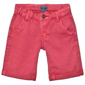 Me Too Boys Shorts Lasse 288 Twill Bermuda Shorts Cardinal