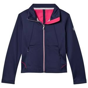 Poivre Blanc Boys Coats and jackets Navy Navy Classic Tennis Tracksuit Jacket