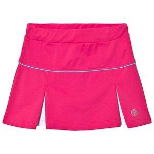 Poivre Blanc Girls Skirts Pink Pink Classic Tennis Skort