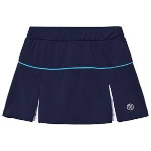 Poivre Blanc Girls Skirts Navy Navy Classic Tennis Skort