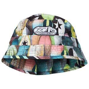 Molo Unisex Headwear Multi Niks Sun Hat Surfboards