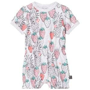 Me Too Unisex All in ones Pink Levy 317 Suit Crystal Rose