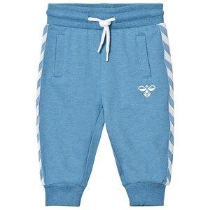 Hummel Boys Bottoms Blue Ayo Pants Cendre Blue