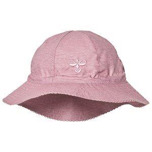 Hummel Girls Headwear Purple Carmen Sunhat Zephyr Melange