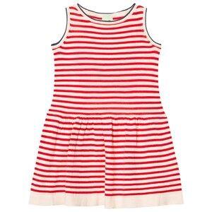 FUB Girls Dresses Red Dress Ecru/Red