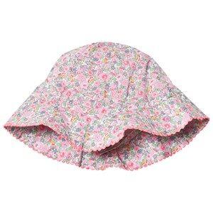 Sunuva Girls Headwear Pink Liberty Floral Hat