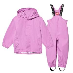 Ticket to heaven Unisex Clothing sets Pink Rain Set 2 pcs Violet Rose