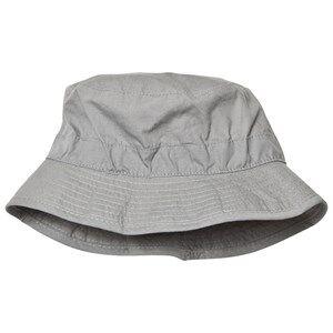 Melton Unisex Headwear Grey Bucket Hat Light Grey
