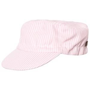 Melton Girls Headwear Pink Summer Cap Baby Pink