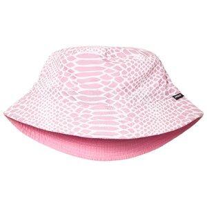Lindberg Girls Headwear Pink Buffalo Sun Hat Pink