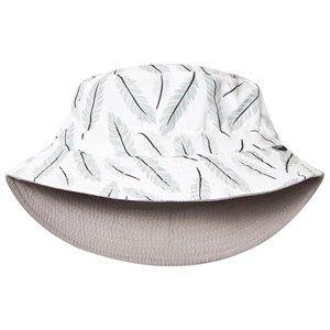 Lindberg Unisex Headwear White Trenton Sun Hat White