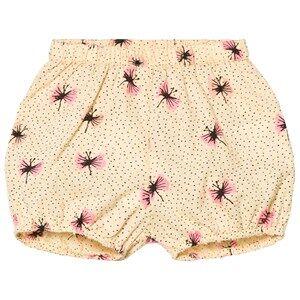 Soft Gallery Girls Shorts Yellow Pip Bloomers Sunlight Polkafly