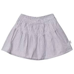 Hust&Claire; Girls Skirts Blue Striped Skirt Blue