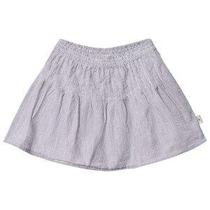 Hust&Claire; Girls Skirts Blue Striped Skirt Blue
