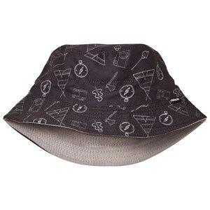 Lindberg Boys Headwear Black Austin Sun Hat Black
