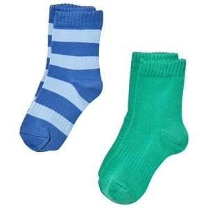 Reima Unisex Underwear Blue Colombo Socks Blue