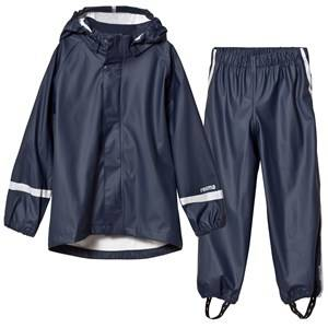 Reima Unisex Clothing sets Navy Viima Rain Outfit Navy