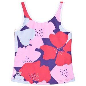 Reima Girls Swimwear and coverups Red Malinou Bikini Top Strawberry Red