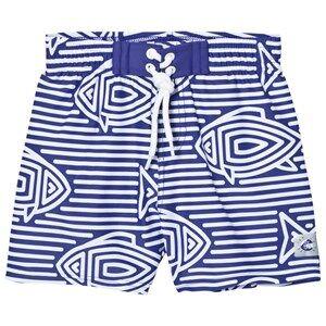 Reima Boys Swimwear and coverups Blue Biitzi Swimming Trunks Ultramarine Blue