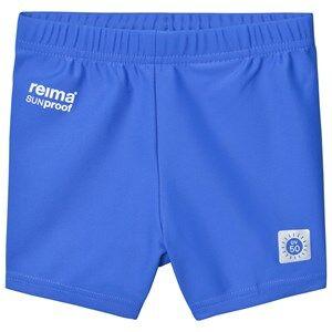 Reima Boys Swimwear and coverups Blue Hawaii Swimming Trunks Blue