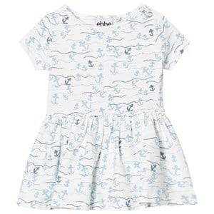 eBBe Kids Girls Dresses Blue Mimmi Dress Floating Anchors