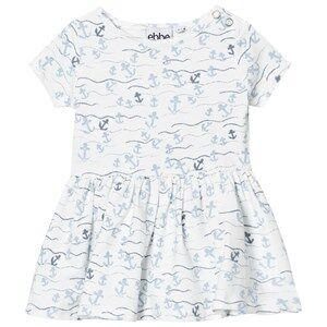 eBBe Kids Girls Dresses Blue Mimmi Dress Floating Anchors
