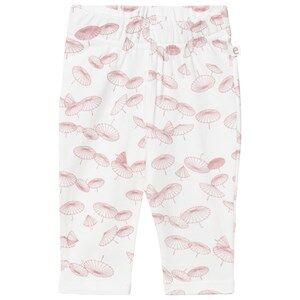 eBBe Kids Girls Bottoms Pink Moon Leggings Pink Umbrellas