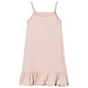 Noa Noa Miniature Girls Dresses Purple Olba Mini Basic Dress Sepia Rose
