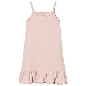 Noa Noa Miniature Girls Dresses Purple Olba Mini Basic Dress Sepia Rose