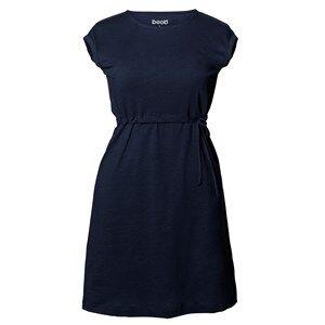 Boob Girls Maternity dresses Blue Celia Dress Midnight Blue