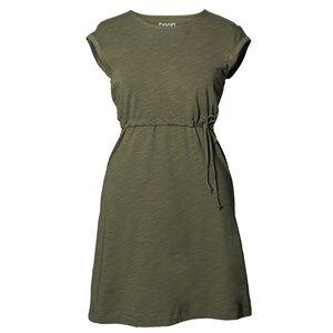 Boob Girls Maternity dresses Green Celia Dress Burnt Olive