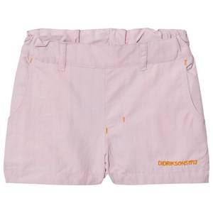 Didriksons Girls Shorts Pink Måsen Kids Shorts Dusty Pink