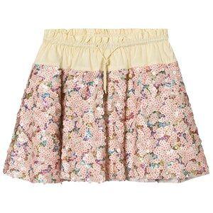 Molo Girls Skirts Pink Bellis Skirt Multi Glitter