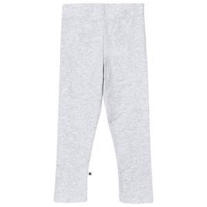 Molo Girls Bottoms Grey Nica Leggings Snow Melange